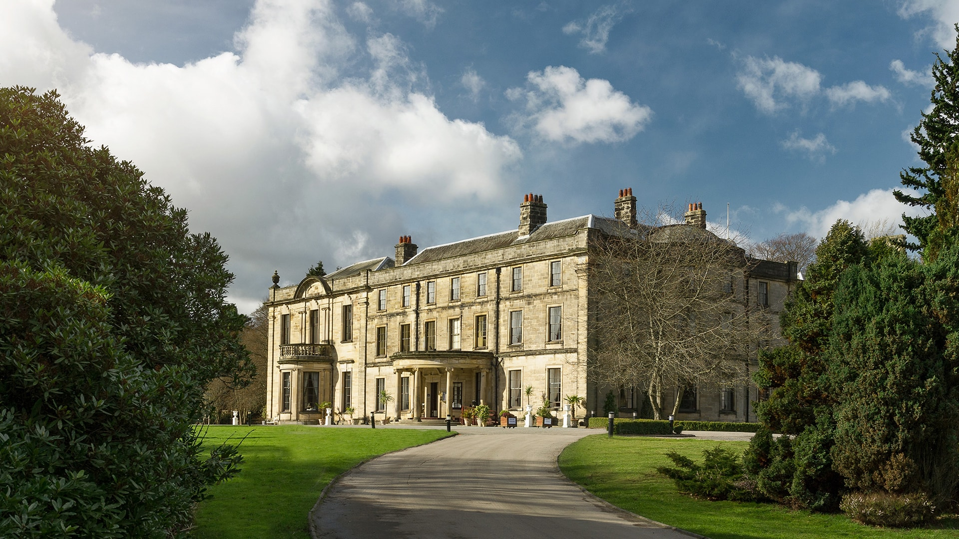 Beamish Hall Hotel | Hotels in County Durham | 4* Hotel